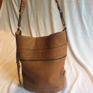 Rebecca Minkoff Bags - Rebecca Minnkoff Quinn Almond Leather Bag